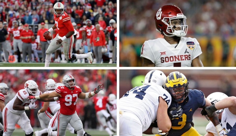 2019 NFL Mock Draft 1.0: Round 1