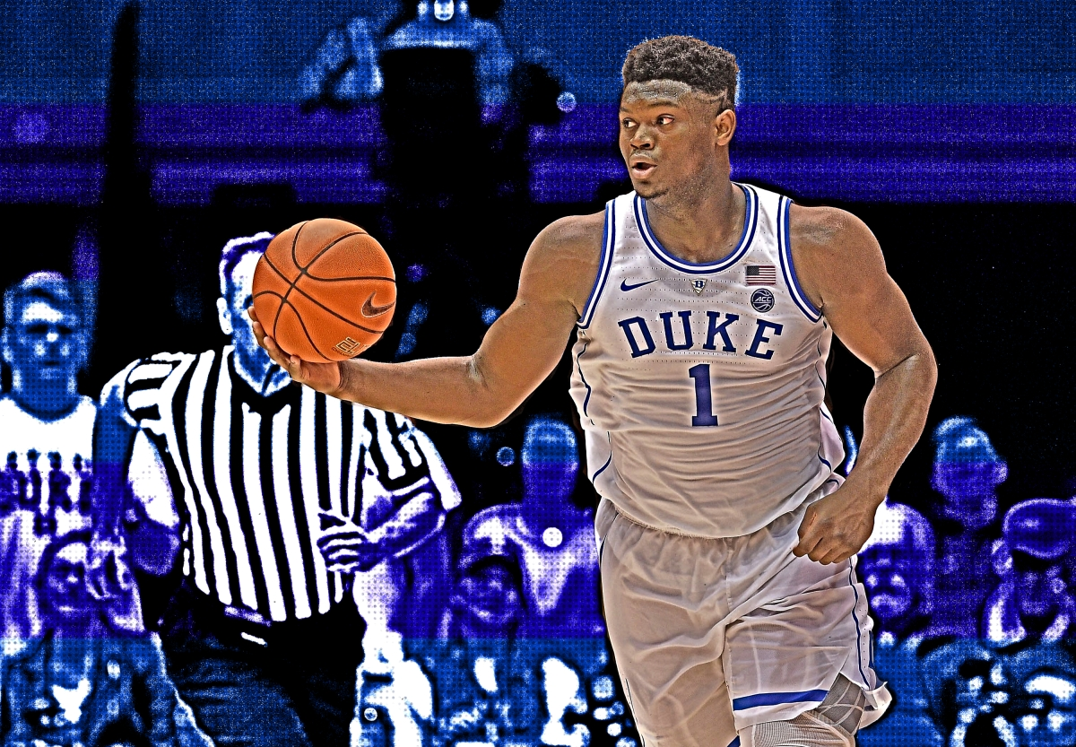 2019 Post-Lottery NBA 1st Round Mock Draft 1.0