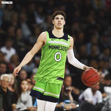 Dylan White's 2020 NBA Mock Draft